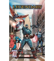 Produkt Legendary: Captain America 75th Anniversary