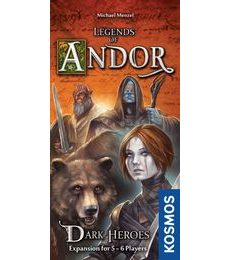 Produkt Legends of Andor (Legendy Andoru) - Dark Heroes