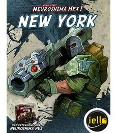 Produkt Neuroshima Hex! 3.0: New York