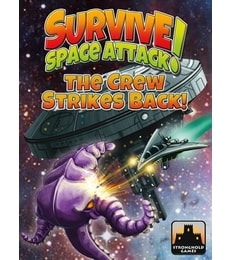 Produkt Survive: Space Attack! - The Crew Strikes Back!