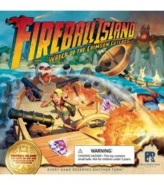 Produkt Fireball Island - Wreck of the Crimson Cutlass