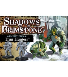 Produkt Shadows of Brimstone: Trun Hunters