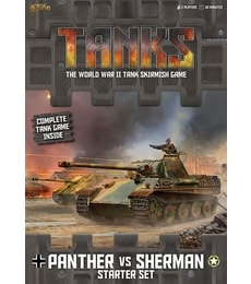 Produkt Tanks: Panther vs Sherman - Starter Set
