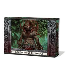 Produkt Cthulhu: Death May Die - Black Goat of the Woods