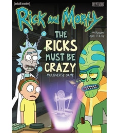 Produkt Rick and Morty: The Ricks Must Be Crazy