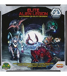 Produkt Galaxy Defenders: Elite Alien Legion