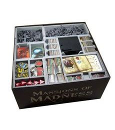 Produkt Mansions of Madness 2nd Edition (Panství hrůzy) - Insert (Folded Space)