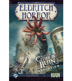 Produkt Eldritch Horror: Cities in Ruin
