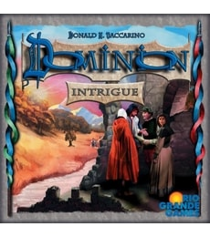 Produkt Dominion: Intrigue (2nd ed.)