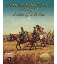 Produkt Stonewall Jackson's Way II: Battles of Bull Run
