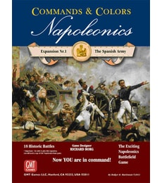 Produkt C&C Napoleonics: The Spanish Army