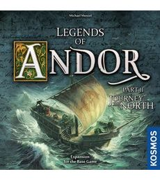 Produkt Legends of Andor (Legendy Andoru): Part II - Journey to the North