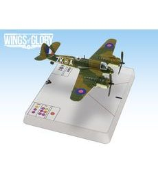 Produkt Wings of Glory - Bristol Beaufighter MK.IF (Herrick)