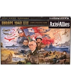 Produkt Axis & Allies: Europe 1940 - Second Edition