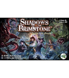 Produkt Shadows of Brimstone: Swamps of Death