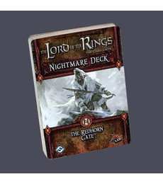 Produkt The LOTR: LCG - Redhorn Gate Nightmare Deck