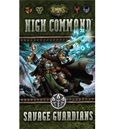 Produkt Hordes: High Command - Savage Guardians