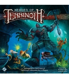 Produkt Heroes of Terrinoth