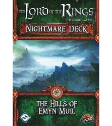 Produkt The LOTR: LCG - The Hills of Emyn Muil Nightmare Deck