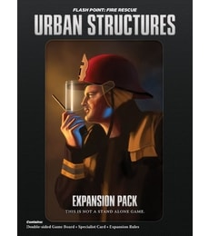 Produkt Flash Point: Fire Rescue - Urban Structures: Expansion Pack