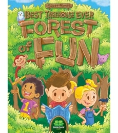 Produkt Best Treehouse Ever: Forest of Fun