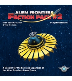 Produkt Alien Frontiers: Faction Pack 2