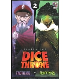 Produkt Dice Throne: Tactician vs Huntress