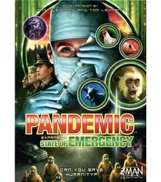 Produkt Pandemic: State of Emergency