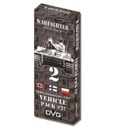 Produkt Warfighter: Vehicle Pack 2