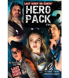 Produkt Last Night on Earth: Hero Pack 2