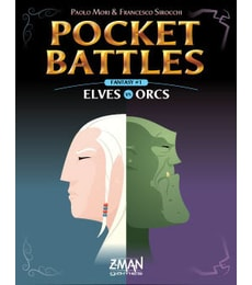 Produkt Pocket Battles: Orcs vs Elves