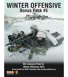 Produkt ASL Winter Offensive 2014 Bonus Pack