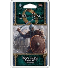 Produkt The Lord of the Rings: The Card Game - Roam Across Rhovanion Expansion Pack