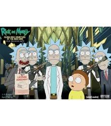 Produkt Rick and Morty: Close Rick-Counters of the Rick Kind