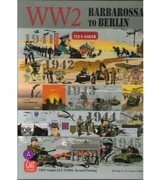 Produkt World War II: Barbarossa to Berlin