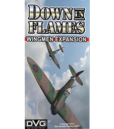 Produkt Down In Flames: Wingmen Expansion