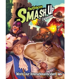 Produkt Smash Up: World Tour International Incident