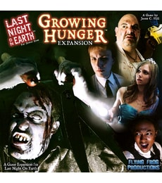 Produkt Last Night on Earth: Growing Hunger