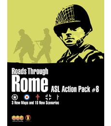 Produkt Roads Through Rome: ASL Action Pack 8