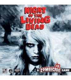 Produkt Night of the Living Dead - Zombicide Game