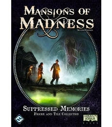Produkt Mansions of Madness 2nd Edition: Suppressed Memories