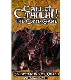 Produkt Call of Cthulhu LCG: Conspiracies of Chaos