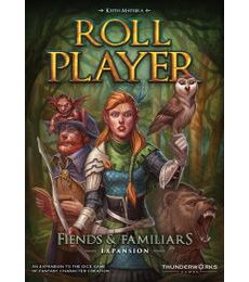 Produkt Roll Player: Fiends & Familiars