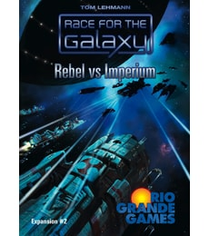Produkt Race for the Galaxy: Rebel vs Imperium