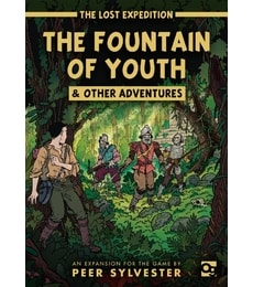 Produkt The Lost Expedition: Fountain of Youth