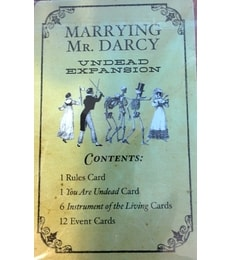 Produkt Marrying Mr. Darcy: Undead Expansion