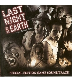 Produkt Last Night on Earth: Special Soundtrack