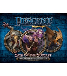 Produkt Descent: Oath of the Outcasts