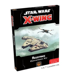 Produkt Star Wars: X-Wing - Resistance Conversion Kit