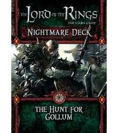 Produkt The LOTR: LCG - The Hunt for Gollum Nightmare Deck